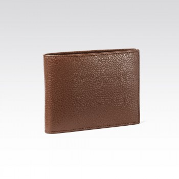 Horizontal wallet + coin holder