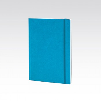 Ecoqua A5/A6 notebooks with elastic band (dot pages)